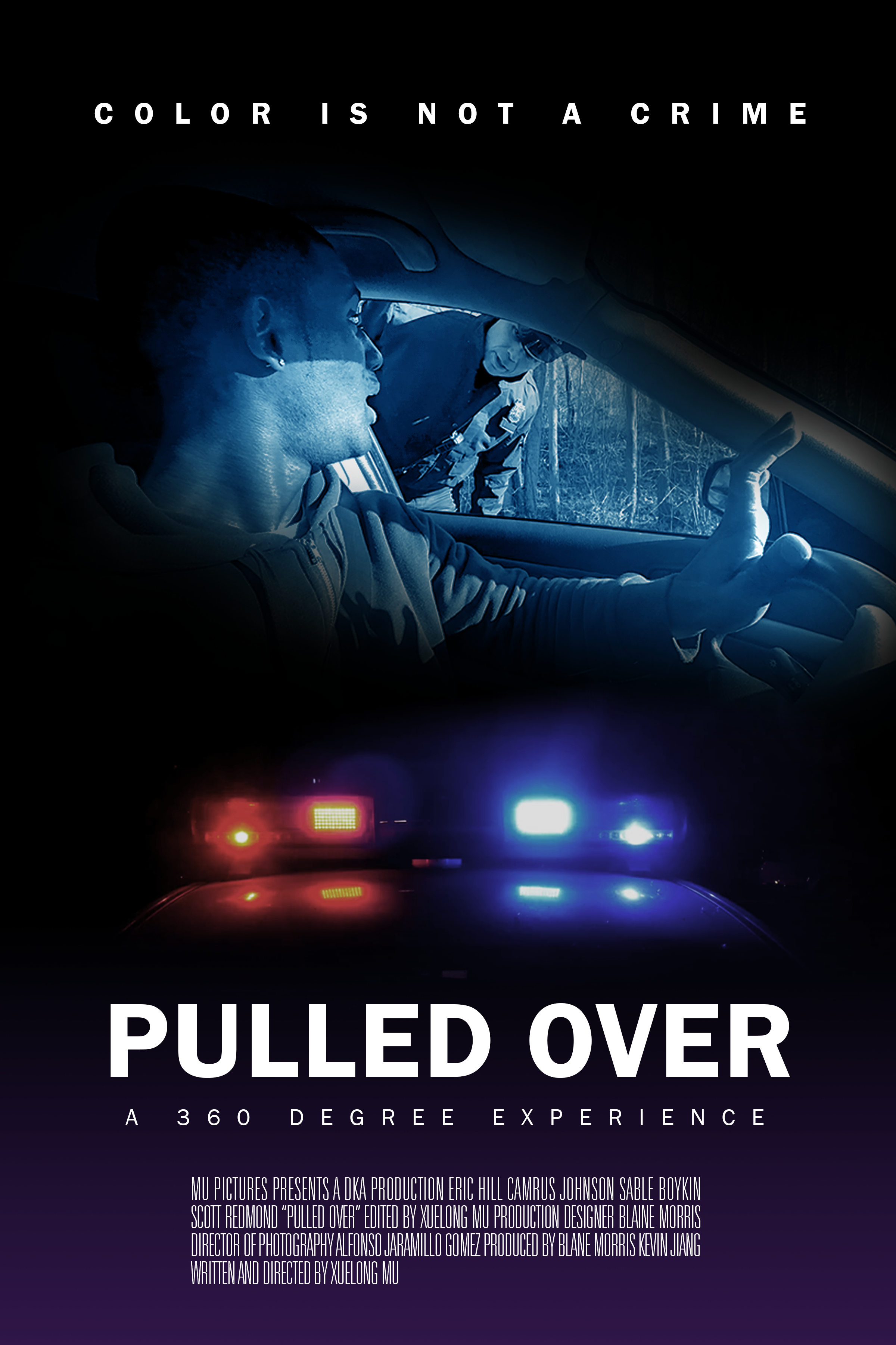 Pulled Over Poster